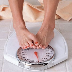 woman-weight-scale