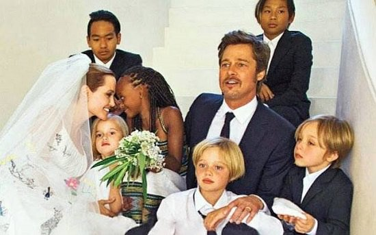How Many Kids Did Angelina Jolie Adopt